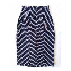 Anthropologie | Weston Pencil Skirt, Size XS